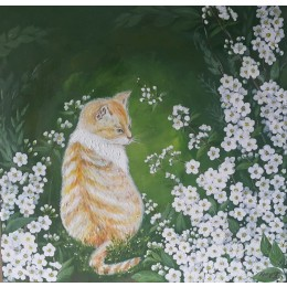 봄은 고양이로소이다